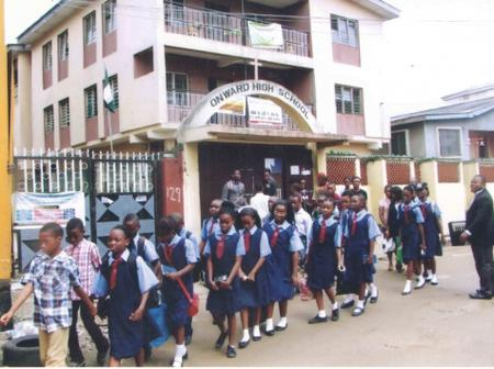 Famous School In Lagos Celebrate Cultural Day In Style