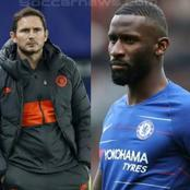 What Is The Real Problem Between Frank Lampard And Antonio Rudiger At Chelsea This Season?