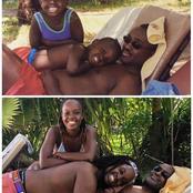20 ans après, ce père refait une photo prise avec ses filles pendant leur enfance