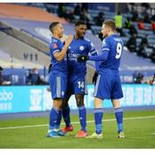 Leicester City Striker Speaks Igbo, Check Out What He Said