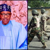 Today's Headlines: Shoot Anyone Seen With AK-47 - Buhari, Troop Recovers Corpses Of Missing Herders