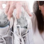 Home remedies for stinky shoes.