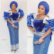 Stunning Aso Ebi Styles For Your Occasions