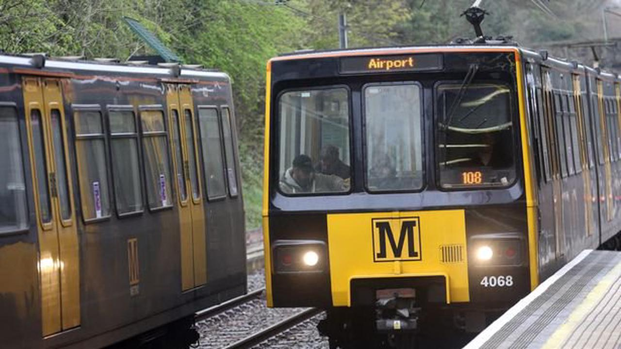 Disruption for Metro passengers after five trains were cancelled - with one vandalised overnight