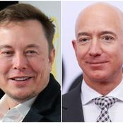 Elon Musk Loses $27billion In One Week And Falls Behind Jeff Bezos To Become The 2nd Richest Man