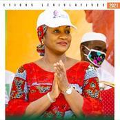 Législatives 2021/ Masseré Touré, la nièce de Ouattara sur le terrain aux côtés de son époux