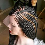 Ladies CheckOut This Lovely Wig cap You Can Rock To Any Event