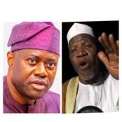 Check Out What Popular Islamic Preacher Said About Makinde's Government That Got PDP's Attention