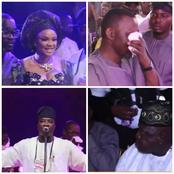 Photos of Iyabo Ojo, Nice, K1, Obasa And Many Others At Pasuma's Daughter's Wedding Ceremony
