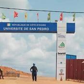 Les travaux de l'Université de San-Pedro avancent