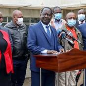 ODM Party Breaks Silence After Losing in Kabuchai & Matungu, Delivers This Powerful Message to IEBC