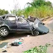 Blolequin: un militant décède ce jeudi dans un grave accident de la circulation