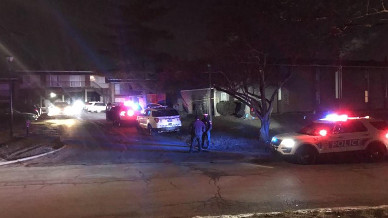 2 dead, 1 critical after police respond to reported stabbing in north Columbus