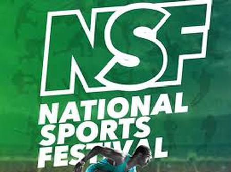 Federal Government Speaks On Stopping National Sports festival