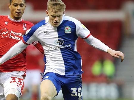 Liverpool and Manchester United Eye Blackburn Rovers Defender Branthwaite