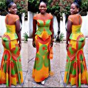 Ladies, See These Classic Ankara Collection