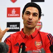 Good news for Arsenal Football Club ahead of their next match against Leicester City.