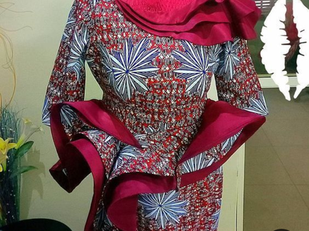 Latest Statement Ankara Styles to Update your Wadrobe with in this Season