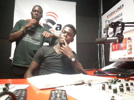 Bungoma Wazalendo Rugby Vice Captain Completely Aces His First Radio and TV Interview