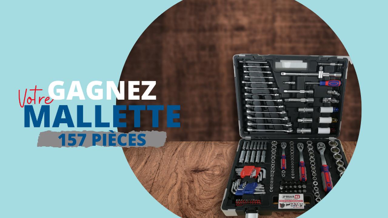 Mallette à outils LIDL à 54.99 € chez Lidl - Mag Eco.