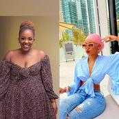 YouTuber Yummy Mummy Calls Out Huddah Monroe For Fat-shaming. Huddah Responds To Her