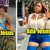 Recent Photos Of Ada Jesus Who Is Also A Comedienne Like Mercy Ginikachukwu (Photos)