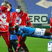 Napoli Coach Gattuso In The Dark Over Return Date Of Victor Osimhen From Head Injury