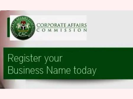 CAC Registration Portal Is Now Open, See List Of Aggregators And State Focal Persons Nation Wide.