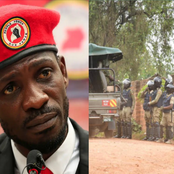 Bobi Wine And Wife Have Run Out Of Foodtuffs As They Are Still Under House Arrest, Sowore Reacts