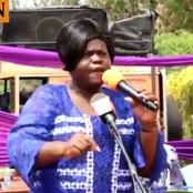 Video: Homabay Woman Representative Gladys Wanga Calls On IEBC To Take Action On Election Offenders