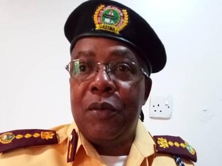 LASTMA Officers Apprehend One Chance Robbers At Lekki-Ajah Axis