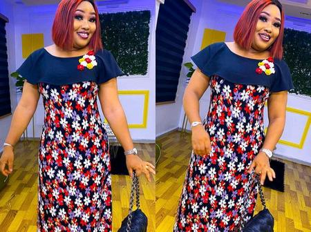 Check Out These Unique Kaftan And Boubou Styles For Every Matured Woman