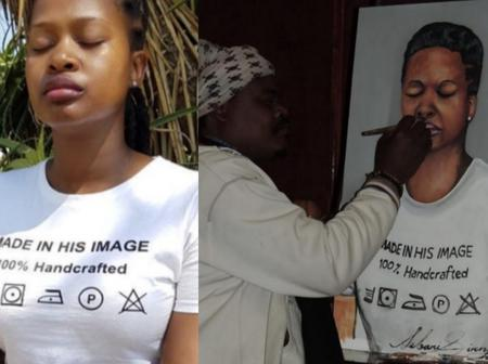 Rasta is back trending as the Zenande Mfenyane paintings resurfaces and Twitter is wowed. OPINION