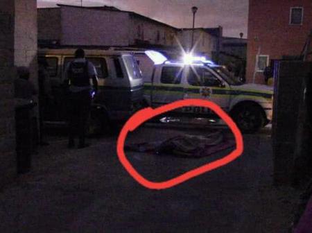Zimbabwean Man murdered last night, Here's what happened.