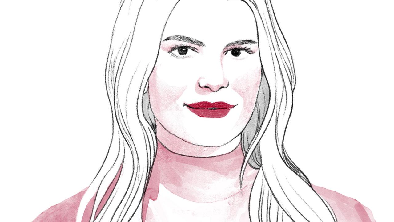 Jessica Simpson, Whose Life is Now an Open Book