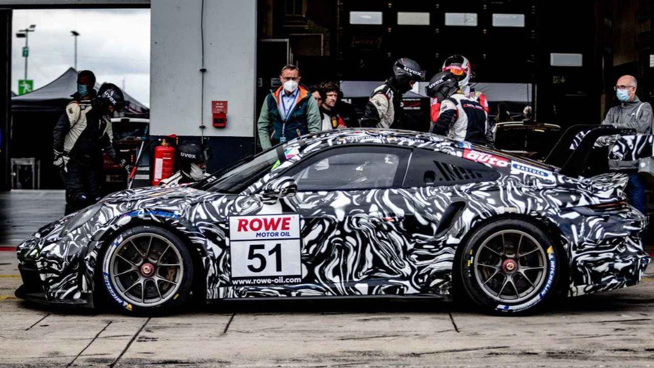 NLS8: Neuer Porsche 911 GT3 Cup feiert sein Langstrecken-Debüt