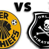 Opinion : This is why Orlando Pirates Will win the Derby