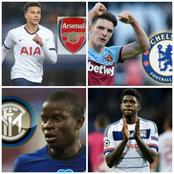 6:30pm TRANSFER NEWS UPDATE: Dele Alli to Arsenal, Declan Rice to Chelsea, Kante to inter.