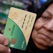 بشرى الحكومة تكتمل للملايين. خبر سار يخص المحذوفين من بطاقة التموين (اعرف التفاصيل)