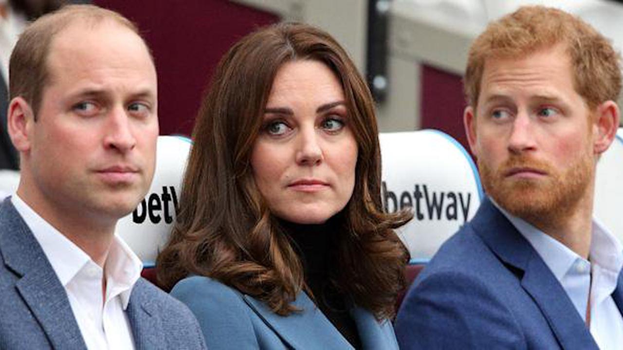 Royal Family LIVE: Queen to hand Kate Prince Harry's role in new seal of approval