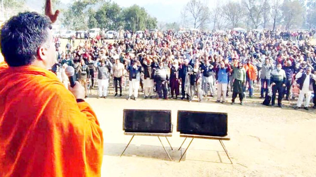 BJP will form next Govt in J&K: Ravinder Raina