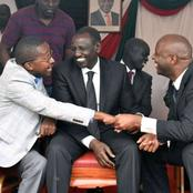 Kang'ata Says Mt Kenya Supports Ruto, Alleges Government's Presidential Candidate in 2022