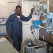 Pictures Of Man Who Invented Generator That Uses Water