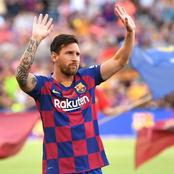 Barca start wants out because of Lionel Messi