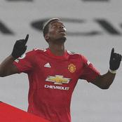 EPL: See What Pogba Said After Scoring The Matchwinner In Man Utd Win Over Fulham