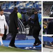 Eden Hazard encore dans  les soucis au Real Madrid : il  se blesse à nouveau.