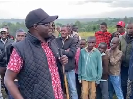 (Video)Mp Ngeno Hits Back hours After Being Named On List Of Shame