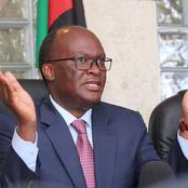 CS Macharia On the Spot For Appointing 3 People From The Same Community to Government Positions