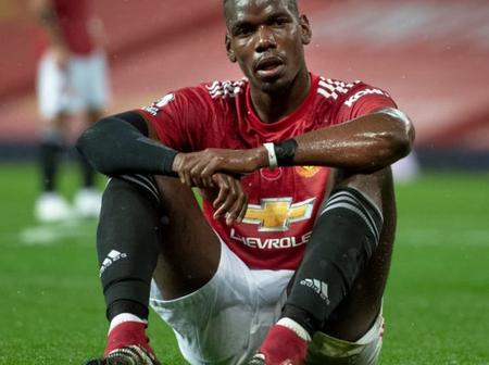 Clear reason Pogba was left out in their previous champions league match against Istanbul Bereksahir