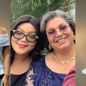 Meet The Beautiful Daughter And Cute Lovely Son Photos Of Hannah Tetteh That Everyone Loves To See